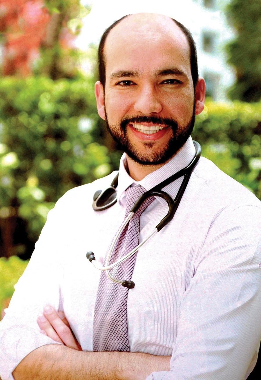 Gilberto Lopes Headshot